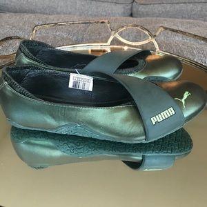 Puma Contre Slip-On - Green